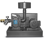 These heavy-duty blower packages feature ROOTS URAI blowers' a well-respected name in the water and wastewater industry. Framework and structural support are constructed from custom fabricated steel for optimal durability. 24-month warranty. Includes: Roots URAI® blower' formed-steel base' industrial TEFC ...