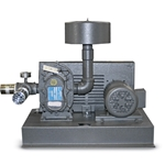 These heavy-duty blower packages feature ROOTS URAI blowers, a well-respected name in the water and wastewater industry. Framework and structural support are constructed from custom fabricated steel for optimal durability. 24-month warranty. Includes: Roots URAI® blower, formed-steel base, industrial TEFC ...