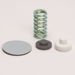 "Repair Kit for Griffco Back Pressure & Pressure Relief Valves' 1-1/2""' 150 PSI' (Diaphragm' Spring & O-Rings)"