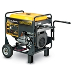 Industrial Power generators combine professional-grade features and advanced technology with rugged, reliable construction. The overhead cam (OHC) engines and electric start on select models provide for easier starting and extended life. An automatic idle control system lowers engine speed when ...