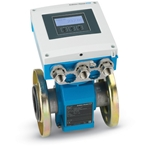 These robust electromagnetic flowmeters are an outstanding choice for a variety of water and wastewater applications. They offer exceptional accuracy, flexible operation and optimal data security. Meters feature a flow sensor tube with integral transmitter and display, and a lap-joint ...