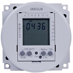 Grässlin Intermatic Electronic Time Switch' Panel Mount' FM1D20-120U