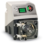 FLEX-PRO metering pumps feature a variable-speed DC motor for consistent chemical feed without mechanical starting and stopping. The innovative Tube Failure Detection (TFD) system eliminates the risk of running the pump motor if the pump tube leaks. If leaked chemical ...