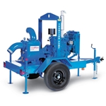 Use Thompson trash pumps for your toughest jobs. They handle large solids and abrasive materials with ease. All pumps feature a reliable Isuzu Final Tier 4 diesel engine mounted to a DOT trailer. Wet-prime pumps are for basic operations. They're ...
