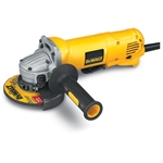 This 10.0A grinder operates at 11,000 rpm, letting you remove material faster and increase productivity. Its Dust Ejection System ejects dust particles entering through the air intake vents, extending tool life. Spindle thread: 5/8