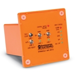 The ARM Series Alternating Relay is a microprocessor-based controller designed for use in dual load installations to assure equal run time on each load. LED indicators show the status of the unit's five intrinsically safe control switch inputs, one alarm, ...
