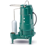 Replace your troublesome sewage ejector pumps with this Zoeller Residential Series grinder pump. These pumps utilize the proven Zoeller Tri-Slice® cutter technology with three independent cutting channels that provide over 250,000 cuts per minute. Integral float switch pumps turn on ...