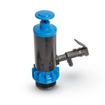 The Quick Tap hand pump works just like the tap on a keg of beer. Simply attach pump to the bung of the barrel or container, give it a few pumps to pressurize the container, and it's ready to flow. ...