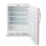These refrigerators feature white steel door panels, rustproof shelving and gasketed magnetic doors. Model 05LREETSA is an undercounter refrigerator with a reversible door. This three-shelf manual-defrost unit is perfect for use as an economical BOD incubator alternative with our BOD ...