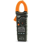 These meters combine the safety of non-contact current measurement with multimeter functionality. Your perfect solution for routine inspection of pumps and motors. CAT III 600V safety rating. 2-year warranty. Includes: (3) AAA batteries' test leads' thermocouple' carrying case