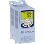 WEG CFW500 Variable Frequency Drive, 460 V/3 Ph Input, 4.3A, CFW500A04P3T4NB20