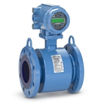 "Rosemount 8750WD 4"" Electromagnetic Flowmeter w/ Integral Display"