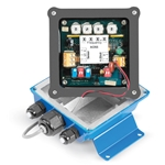Signal converter offers great flexibility when interfacing your flow sensors with other equipment. Use with chemical metering pumps, PLCs, chart recorders, counters and more. Converter can be wall-mounted. AO55 pulse-to-analog transmitters convert pulse input signals into a continuous 4-20 mA ...