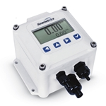 Seametrics® FT430W VDC-Powered Flow Monitor/Totalizer' Outputs: (1) Pulse & (1) Pass-Through