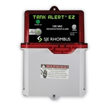 Easy-to-install Tank Alert systems offer both visual and audible alarms. Use them in lift stations, sump pump basins, holding tanks, and sewage and other non-potable water applications. Tank Alert EZ alarm systems: Systems feature a unique NEMA 3R enclosure with ...