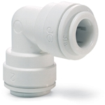 These high-quality fittings are fast and easy to use. They're made from white polypropylene and come with a food-grade EPDM O-ring to seal. Use for a variety of applications. Pressure rated to 150 psi at 70°F and 60 psi at ...