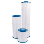 Absolute-rated one-micron filter media removes Cryptosporidium' Giardia cysts' sediment' silt and turbidity. Large surface area increases filter life and particle removal. Use with Hurricane housings. NSF 61 certified. Max. temp.: 140°F; 7-3/4