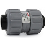 Asahi/America Chem Proline® CPVC Type-21 Ball Check Valve w/ Socket Ends' 1