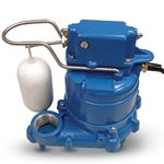 Goulds GSP sump pumps are compact and portable' but don't let their size fool you. These ultra-durable pumps feature a cast-iron body' corrosionresistant fasteners' and a permanently lubricated motor for extended service life. Built-in vent hole in volute prevents air ...