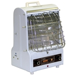 198 Series Radiant Fan Forced Portable Heater' 120V
