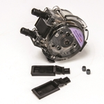 Stenner S Series Tube Housing Assembly (QuickPro Pump Head w/ Leak Detect' #2 Tube)' S3102-1