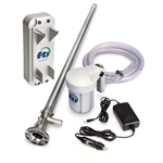 Lightweight and economical, FTI EF series drum pumps are designed for light-duty transfer applications. They're an ideal upgrade from standard hand drum pumps. Complete drum pump kits simplify ordering in new applications. Individual motors and pump tubes are also available ...