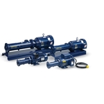 BW series progressive cavity pumps are an economical alternative to more complex pumping technologies. In addition to delivering the same flow as small diaphragm and centrifugal pumps, they offer a unique design that minimizes pulsation, is unaffected by off-gassing, and ...