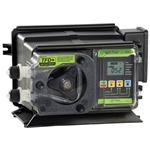 FLEXFLO A-100N pumps are naturally degassing and self-priming' making them ideal for use with off-gassing chemicals like sodium hypochlorite. True variable-speed DC motors provide consistent chemical feed' minimizing pump maintenance and eliminating the need for mechanical starting/stopping. Heavy-duty NEMA 3R ...