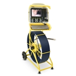 "SPX/Pearpoint P342 flexiprobe™ Inspection Camera System w/ 200' Rod & 1"" Camera"