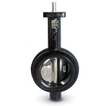 These butterfly valves feature a disc-to-seat interface that provides bubble-tight shut-off with reduced torque and extended service life. Wafer-style valves feature four alignment holes for easy installation. NSF/ANSI 372, NSF/ANSI 61, AWWA C-504 certified. Larger sizes and other materials of ...