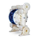 FTI Air AODD pumps deliver superior quality and reliability without busting your budget. They feature leak-free bolted construction and a simplified air valve with fewer parts than competitive models. Modular design simplifies servicing and reduces maintenance costs. Every pump is ...