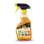 Goo Gone offers a no-drip, no-mess way to remove sticky, gummy or gooey substances and stains. It also works as a degreaser. Goo Gone's original formula quickly penetrates and removes messes such as glue or adhesive residues without harming the ...