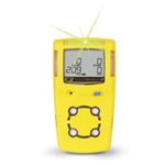This lightweight clip-on gas detector makes it easy to monitor levels of 02' H2S' CO and LEL in your workspace. Built for rigorous conditions' it features an impact-resistant' dust-tight and fully submersible IP68 housing. Simple one-button operation offers exceptional ease ...