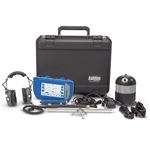 The FCS (Fluid Conservation Systems) DXmic Leak Detector is an advanced, electronic ground microphone that amplifies noise generated by water escaping from pipes under pressure. The DXmic has three automatic filter settings based on pipe material. Use the sliding scale ...