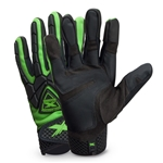 These extreme performance gloves are great for water and wastewater plants, construction sites and plumbing/HVAC applications. Gloves are constructed of 4-way stretch spandex with a silicone knuckle guard that reduces the impact of bumps and hits to the knuckles. The ...