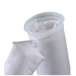 Pall Polyester Filter Bags, 1µm, Size 1, Snap Fit Steel Ring, 100/case