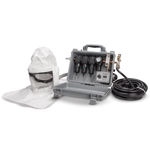 This advanced respiratory system filters out noxious airborne impurities and hydrocarbons, and converts the contaminated air into clean, breathable air. It's designed for respiratory protection in non-IDLH (Immediately Dangerous to Life and Health) environments. Select the components you need to ...