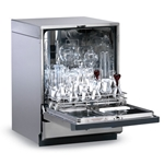 These aren't your ordinary household dishwashers—Labconco glassware washers are designed for laboratory glassware. Built-in steam generator produces a hot vapor to penetrate dried contaminants. Wash arms rotate 360° to distribute hot water and detergent' while a powerful pump recirculates water ...