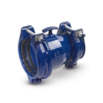 HYMAX GRIP restraint couplings make it easy to join and restrain pipes of different materials and diameters. They combine a unique radial closing mechanism with hydraulic sealing action to produce a reliable connection in harsh ground conditions. The closing mechanism ...