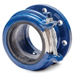 "Hymax 2 Flanged Adapter' 4""' Range: 4.25""-5.63"""