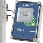 Measure flow of clean non-aerated liquids including water' chemicals and oils without shutting down your system. These transit time flowmeters feature ultrasonic clamp-on transducers that mount easily to the outside of full plastic or metal pipes—no pressure drop or obstruction ...