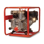 Multiquip trash pumps are engineered to meet the extreme demands of contractors and municipal utilities. Pumps feature an industrial-grade pump body that's designed for easy cleanout when necessary. A double-passage volute ensures fast priming and minimal clogging. Pumps are powered ...