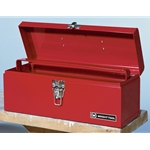 "Wright Tool 19"" Tool Box with Tray' WT1900RD"