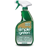 A proven name in industrial cleaning supplies. Simple Green is biodegradable and non-toxic; non-abrasive and non-flammable; a safer alternative to hazardous chemicals and solvents. It is exempt from OSHA and EPA special handling and personal protection requirements for hazardous materials. ...