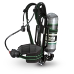 Designed with the industrial user in mind, the MSA G1 SCBA provides respiratory protection in non-fire related water and wastewater environments including chlorine, confined space and hazmat applications. Durable and comfortable, the G1 features 6 major components: the facemask, regulator, ...