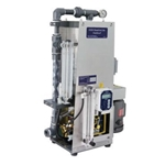 PolyBlend PB series systems are the world's most popular liquid polymer feed systems. They use a chemical feed pump to pull liquid polymer up into the mixing chamber, where it's blended with dilution water. Patented multi-zone mixing chamber provides uniform ...