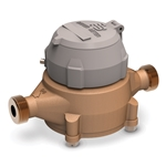 Badger Meter's reliable Recordall® (RCDL) industrial series water meters provide high accuracy with a simple, efficient design. The nutating disc positive displacement measuring system is reliable and easy to service. HR-LCD 4-20 scaled/unscaled registers feature a 4-20 mA analog output ...