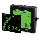 Trumeter APM Rate Meter with Negative LCD Display' APM-RATE-ANO