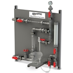 Rely on the EZBlend system for a basic and simple way to feed polymer. It includes all the components you need for easy setup—while giving you the freedom to select your preferred pump. All PVC construction offers strength and chemical ...