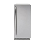 Door Kit for GE Ice Maker' Stainless Steel' PIP70SS